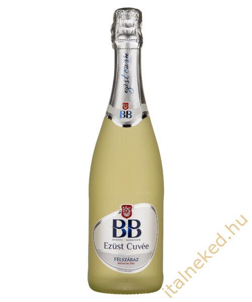 BB Ezüst Cuveé pezsgő (11%) 0,75 l