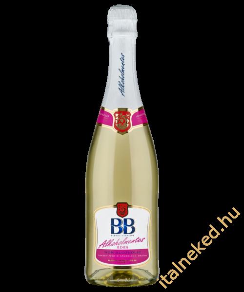 BB Alkoholmentes pezsgő 0,75 l