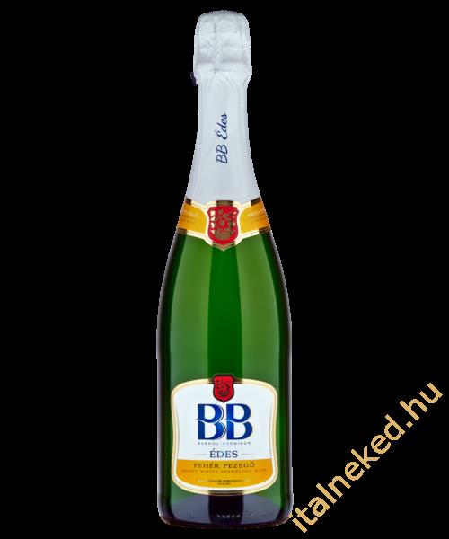 BB édes pezsgő (11%) 0,75 l