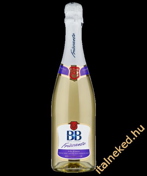 BB Frizzante félédes  (10,5%)  0,75 l