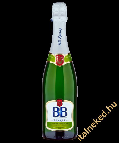 BB száraz pezsgő (11,5%)  0,75 l