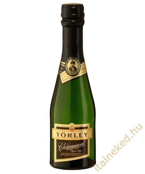 Törley Charman Doux pezsgő (kisüveg) 0,2 l
