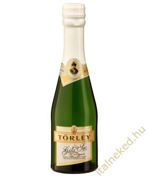 Törley Gála száraz pezsgő (kis üveg) 0,2 l